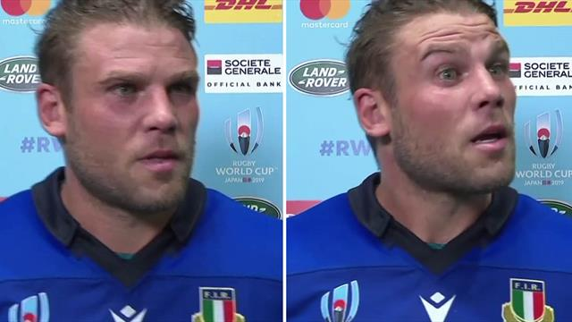"""L'intervistatore sbaglia """"Dean Budd, capitano del Canada..."""": la sua faccia è tutta da ridere"""