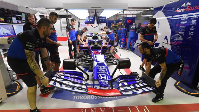 Formula 1, Toro Rosso cambia nome: dal 2020 sarà Alpha Tauri