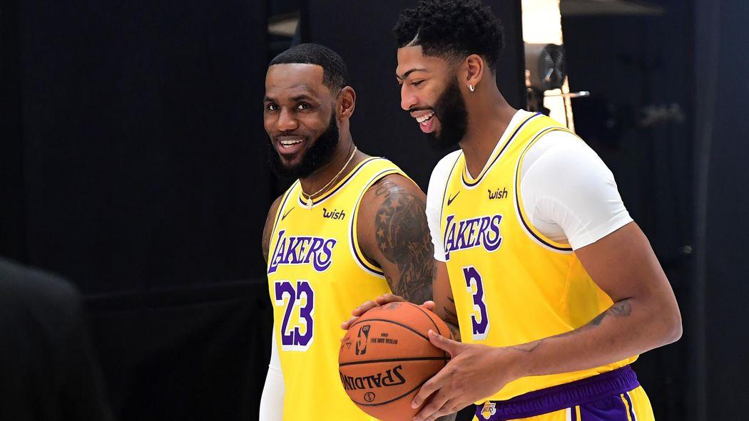 caratteristiche eccezionali pacchetto elegante e robusto carino e colorato Il power ranking della Western Conference: Clippers e Lakers ...