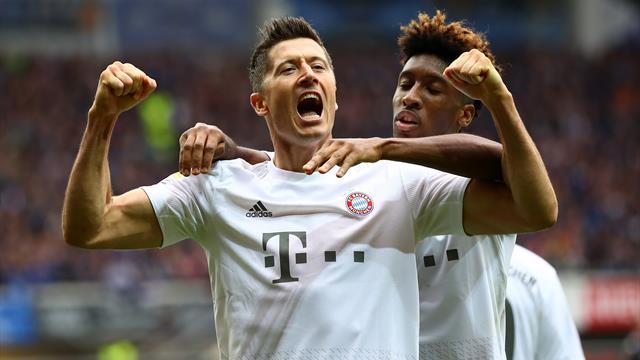 Le Bayern s'impose, Leipzig s'incline — Bundesliga