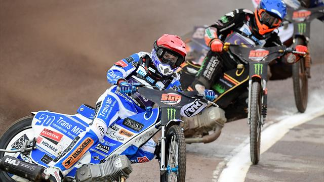 Michelsen wins final head-to-head against Lagunta to become champion