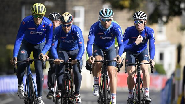Il bis di Valverde, le speranze azzurre, la squadra più forte: le 5 domande al Mondiale di ciclismo