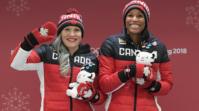 Kanada erteilt Bob-Olympiasiegerin Humphries Freigabe für Verbandswechsel