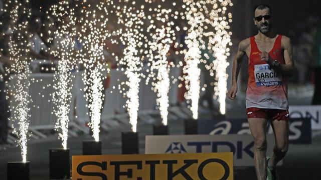 Mundial de Atletismo 2019: Gesta de García Bragado con octavo puesto y a un paso de Tokio