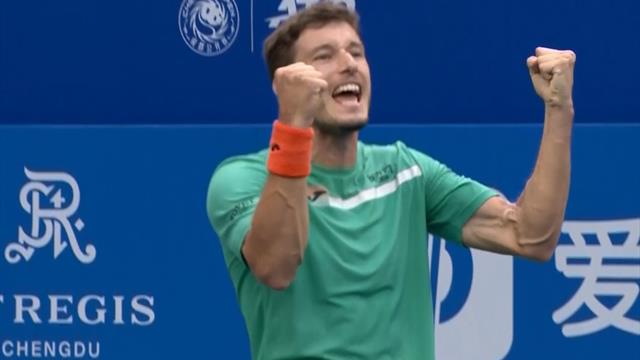 Shanghai Masters 2019: Carreño se suma al cuadro principal; Verdasco, eliminado