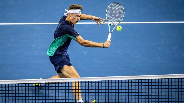 GPS-Support für die Jungstars: Tennis-Revolution bei Next Gen Finals