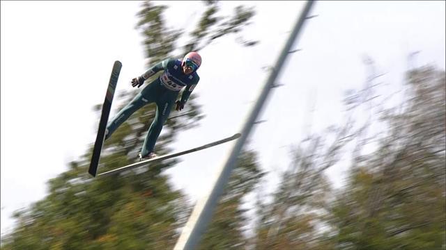 Dawid Kubacki s-a impus în Marele Premiu de vară la sărituri cu schiurile