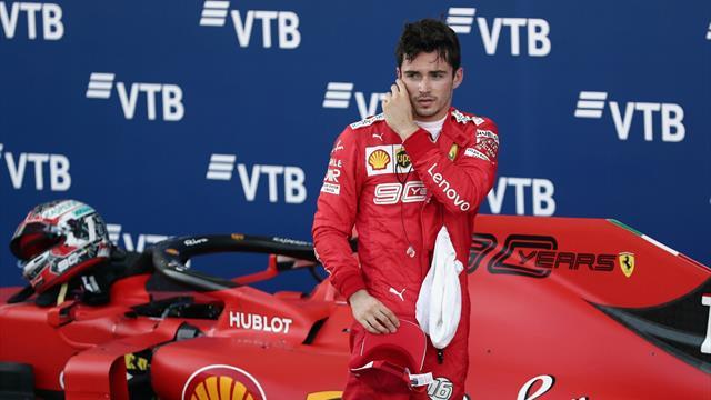 Leclerc a de quoi se sentir trahi par Vettel