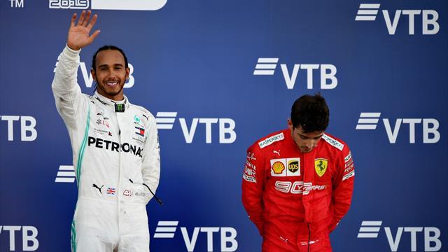Bonus-malus : Rififi chez Ferrari, jubilation chez Mercedes