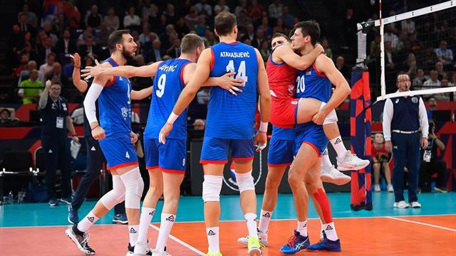 La Serbie sur le toit de l'Europe