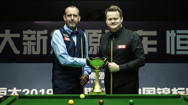 Gut für Snooker: Knoten bei Murphy wieder geplatzt