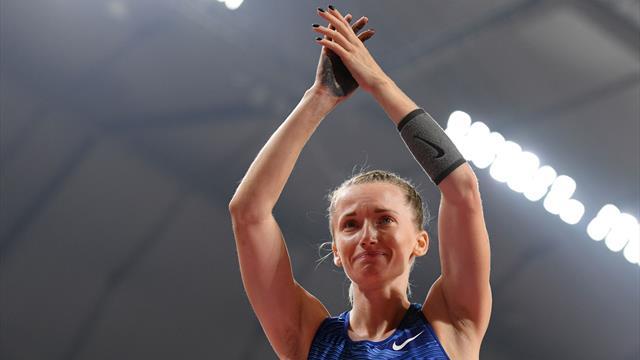Россиянка Сидорова завоевала золото наЧМ полегкой атлетике