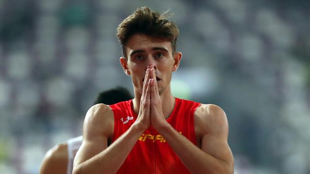 Mundial de atletismo 2019: Adrian Ben, primer español en una final de 800 desde Tokio 1991