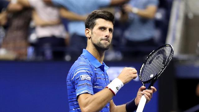 Djokovic, un retour et pas mal de questions