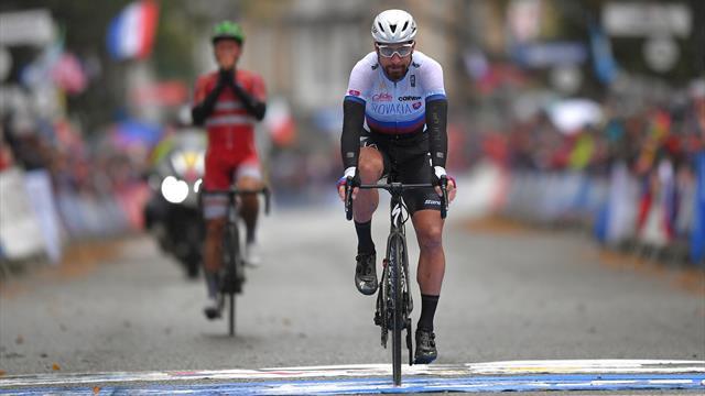 """Sagan : """"J'aurais pu être devant, mais je pensais que ça allait se finir au sprint"""""""