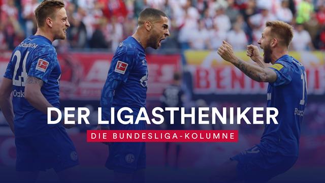 """Rochade im Revier: Warum Schalke """"männlicher"""" ist als der BVB"""