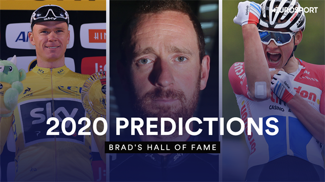 Brad's Hall of Fame - Wiggins predicts a big 2020 for Froome and two newbies