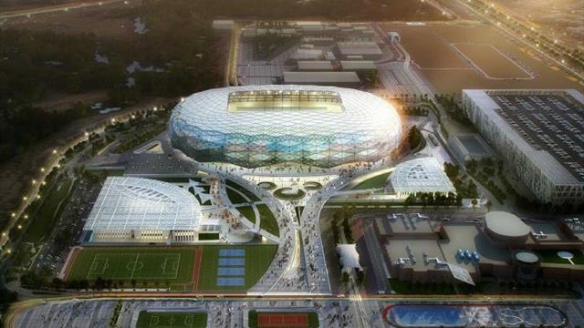 El Education City, sede del Mundial, se inaugurará en el Mundial de Clubes