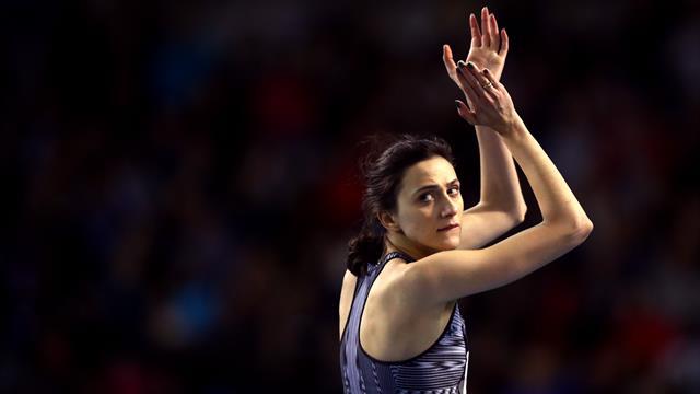 Ласицкене стала трехкратной чемпионкой мира