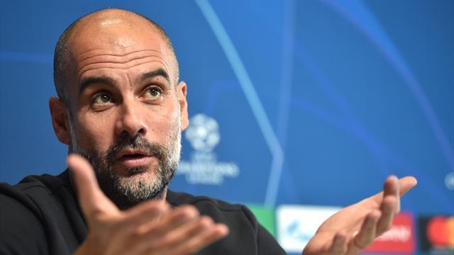 """Guardiola : """"Je vous promets que je ne tenterais pas de me suicider"""""""