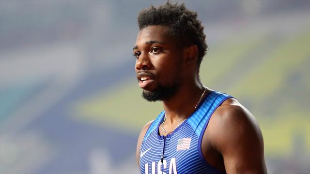 Mondiaux: Lyles et De Grasse passent en demi-finales du 200m