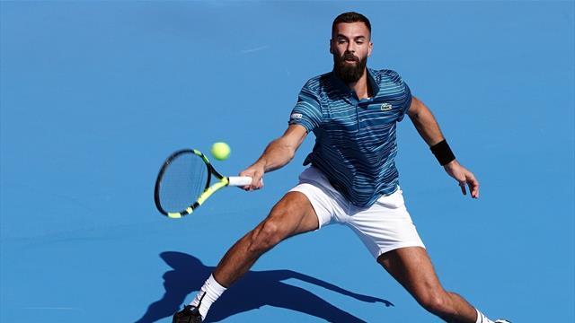 ATP - Tokyo : Simon et Djokovic au deuxième tour, pas Paire