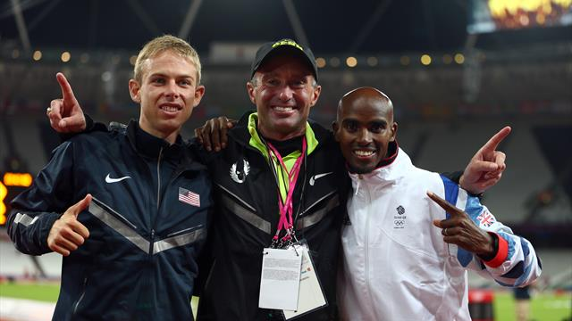 'There's a clear agenda to this' - Farah frustrated with Salazar probing