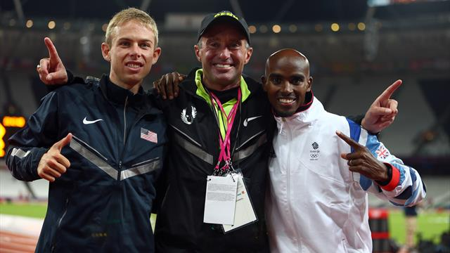 Farah: I would have been 'first one out' if I'd known about Salazar