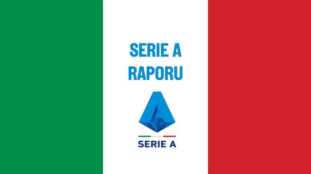 Serie A raporu #1