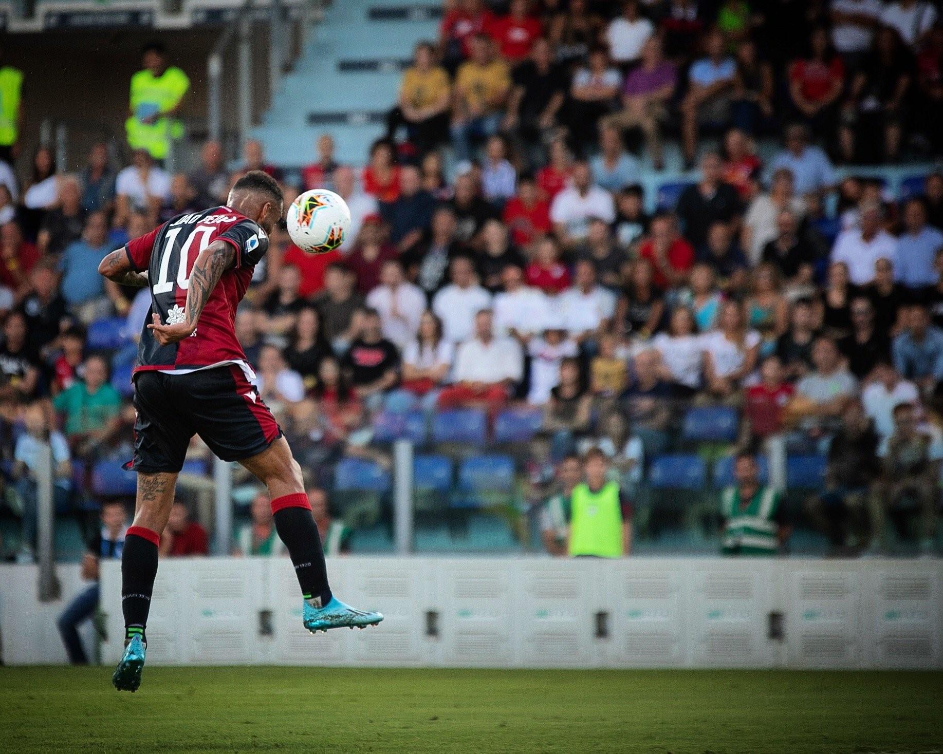 Joan Pedro (Cagliari) | Cagliari-Hellas Verona