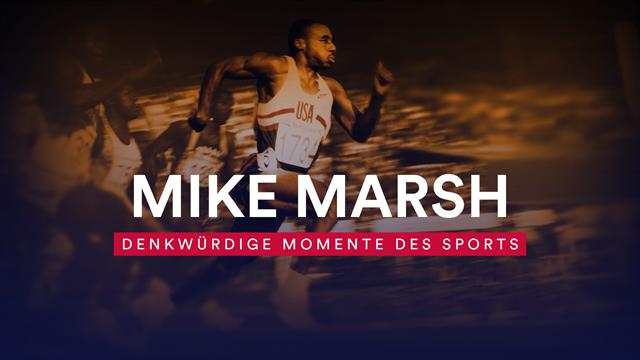 """""""Ich Narr!"""" Warum Mike Marsh trotz Olympiasieg nie unsterblich wurde"""