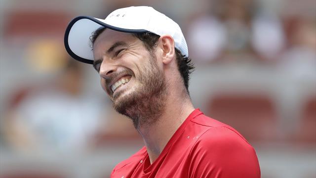 """Murray : """"Enchaîner les matches ? Je ne sais pas si je suis prêt à le faire"""""""