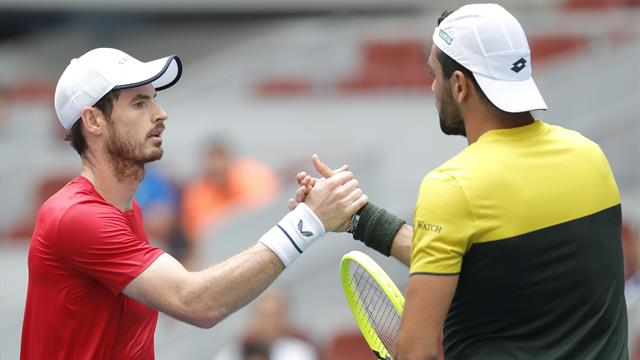 Murray battles past world No 13 Berrettini in China Open for biggest win of 2019