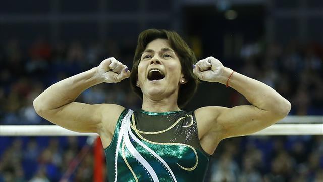 """Chusovitina mit Vorfreude auf achte Olympische Spiele: """"Liebe das Turnen"""""""