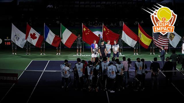 Comment la Chine s'apprête à bouleverser le calendrier ATP