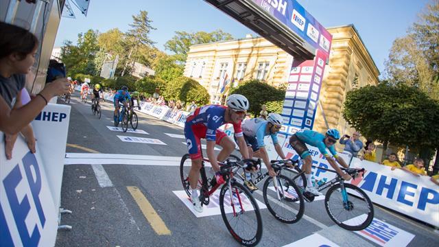 CRO Race | Marko Kump klopt Gidich na spectaculaire fotofinish