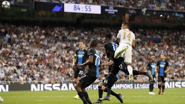Brujas-Real Madrid (21:00)