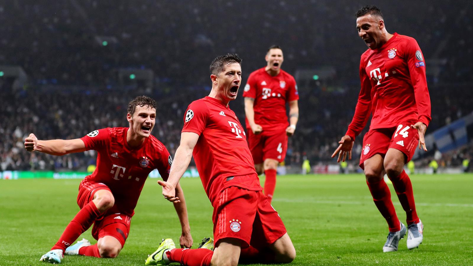 Champions League Aktuelle Ergebnisse