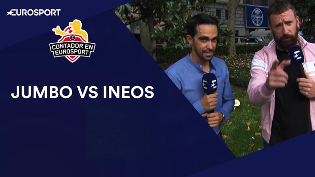 Contador y Wiggins cara a cara (Capítulo 3): Así será el duelo Ineos-Jumbo Visma en 2020