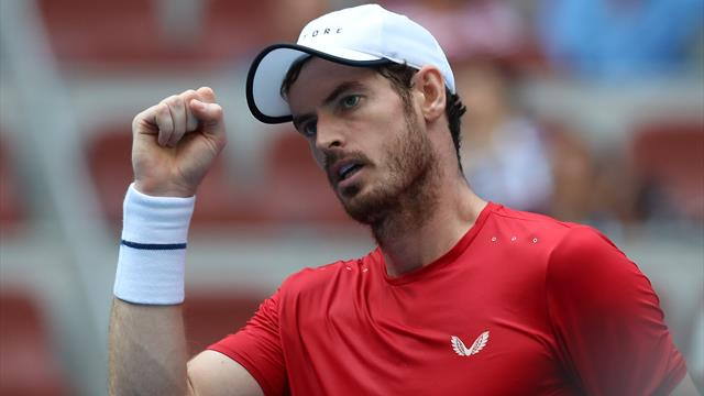 Murray outlasts Norrie in marathon encounter to reach China Open quarters