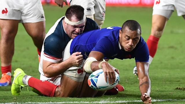 La Francia non convince, ma batte gli USA: 33-9 e punto di bonus offensivo
