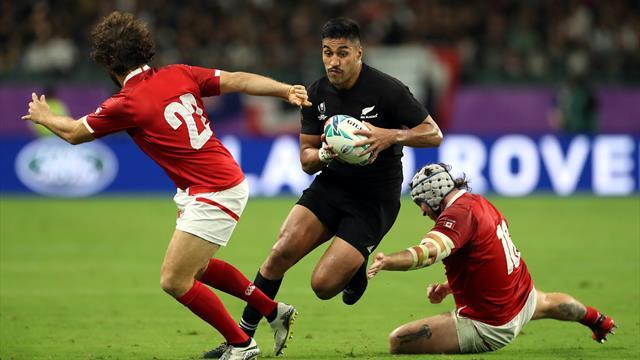 Die Rugby-WM live im TV und im Livestream