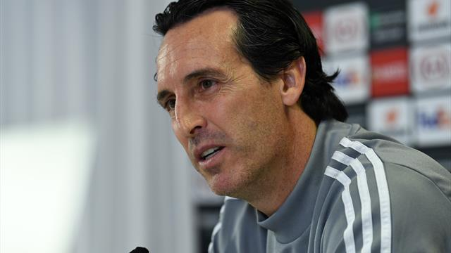 Emery slams VAR after Arsenal denied penalty in Sheff Utd defeat