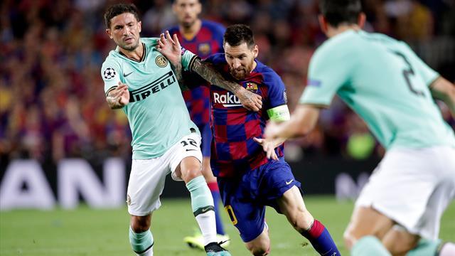 Inter-Barcelona (21:00)