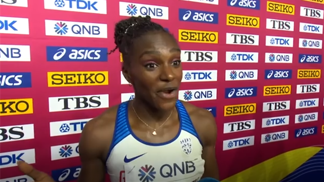 Asher-Smith: I never thought it would be me!