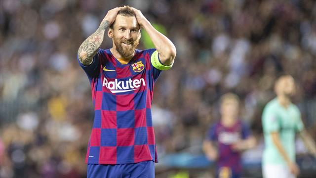 Тренер «Реал Сосьедад»: «Не хотел бы тренировать Месси. Большие игроки лишены скромности»