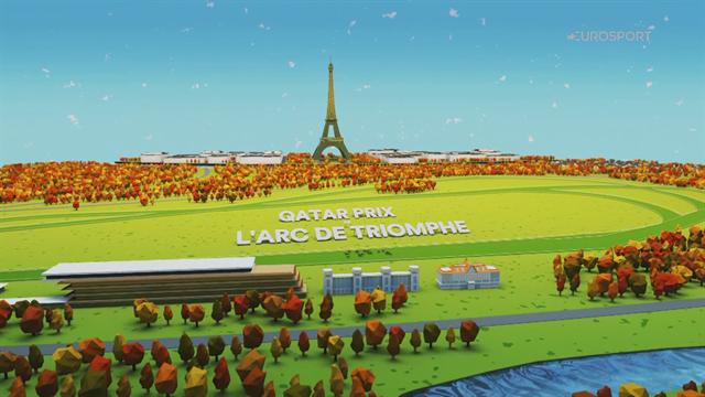 """Le Prix de l'Arc de Triomphe, """"le couronnement de la saison"""""""