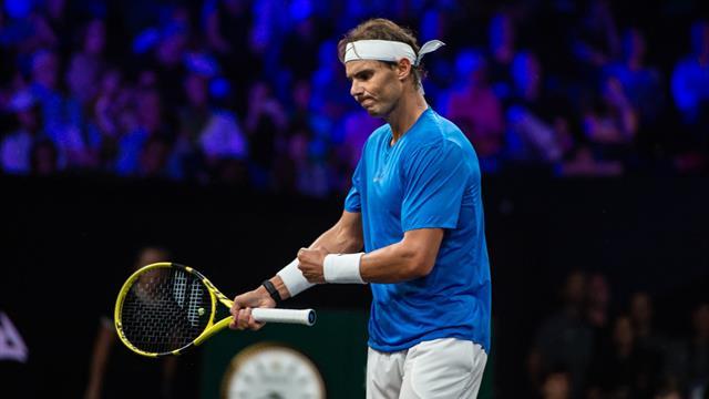 Nadal déclare forfait - Fil Info - ATP - Tennis