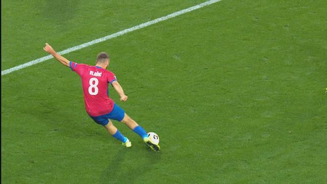 Höjdpunkter: CSKA Moskva v Espanyol