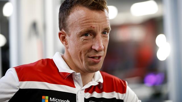 Meeke premier leader devant Neuville — WRC Wales